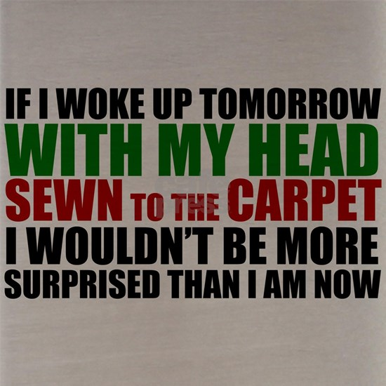 Head To Carpet