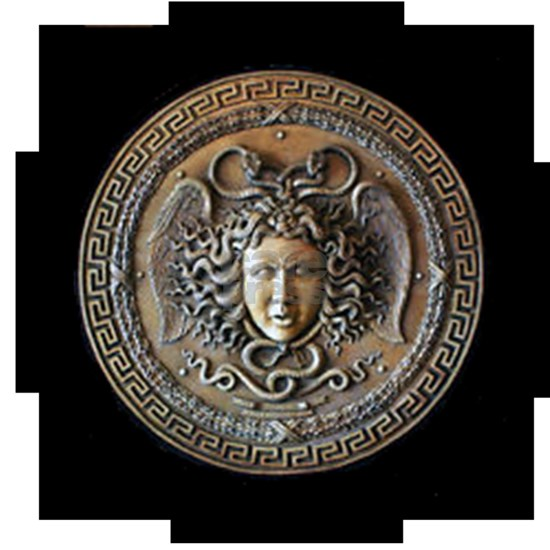 Athena Shield of Medusa