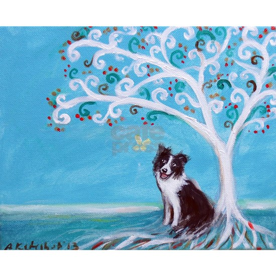 Border Collie Tree of Life