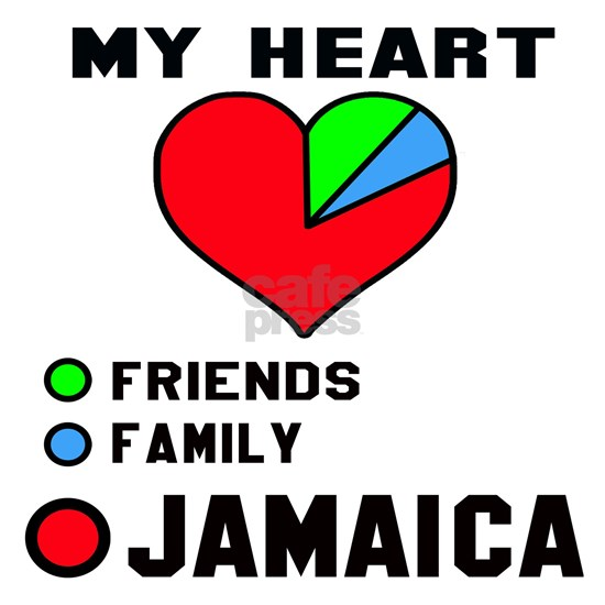 My Heart, Friend, Family, Jamaica