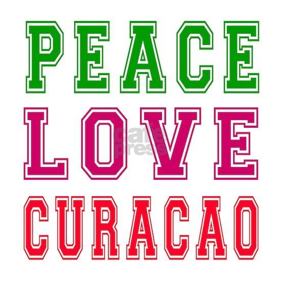 Peace Love Curacao