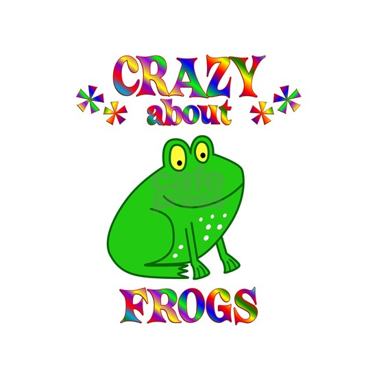 Crazy About Frogs