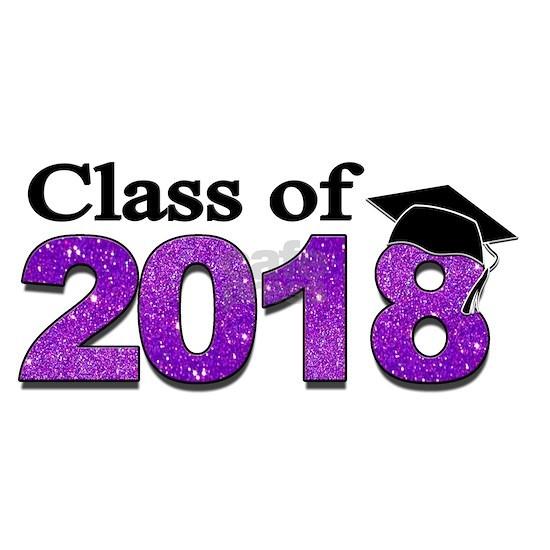 Class of 2018 Glitter