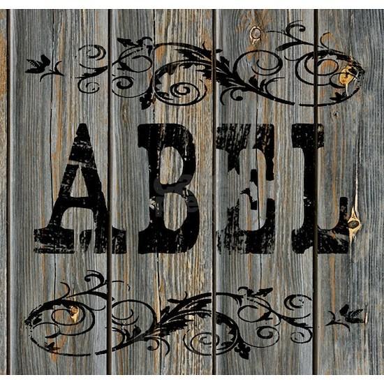 Abel, Western Themed