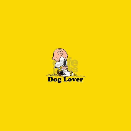 Peanuts Dog Lover