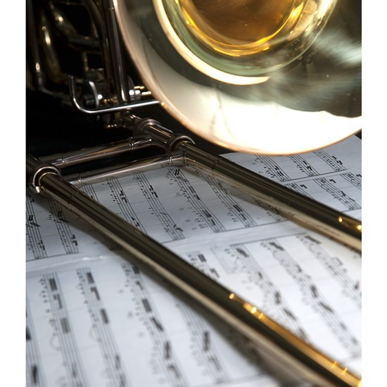 Trombone and Music and Band Journal