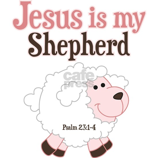 Jesus is Shepherd