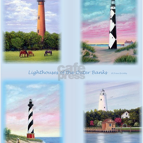 Lighthouses of the Outer Banks