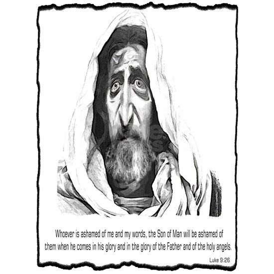 Jesus Original Portrait Likeness Illustration