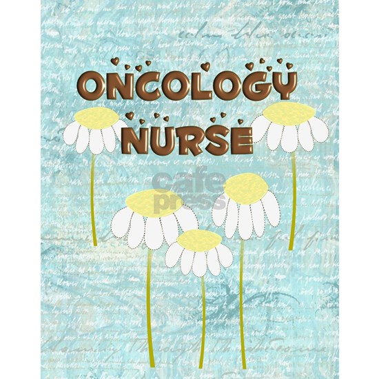 Oncology Nurse Daisies Electronics