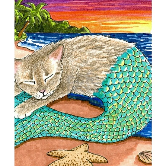 Cat Mermaid 23