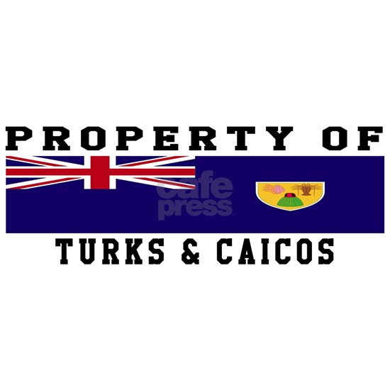 Property Of Turks  Caicos Islands