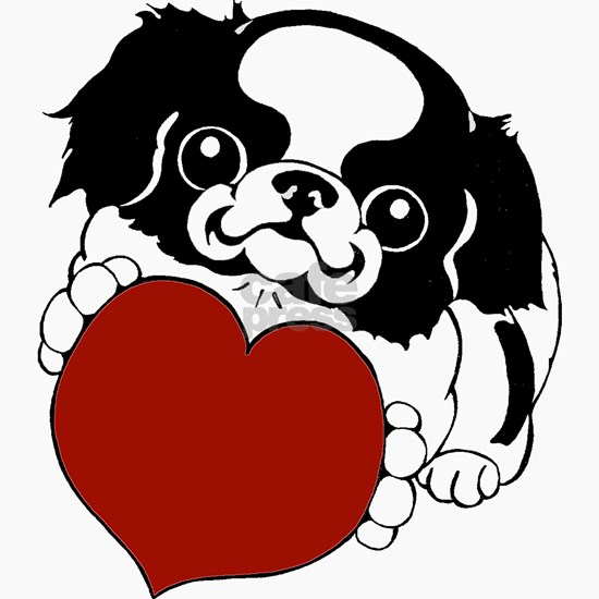 Japanese Chin Heart