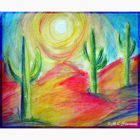 Desert, Southwest art!