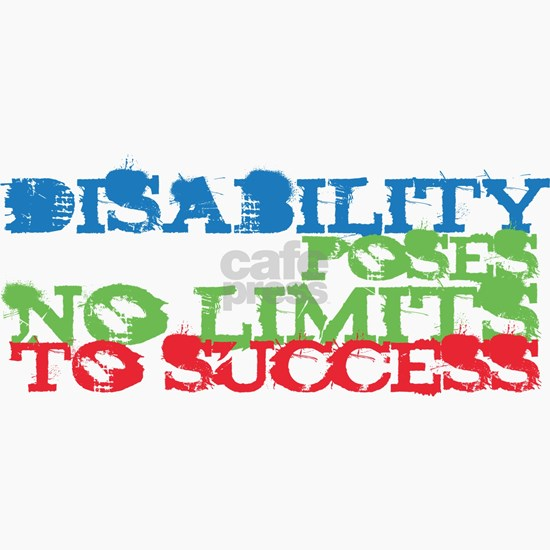 disability no limits success