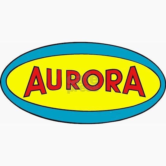 Aurora Logo Keepsake Box by The Aurora Store - CafePress