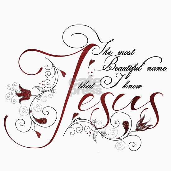 Beautiful name of Jesus