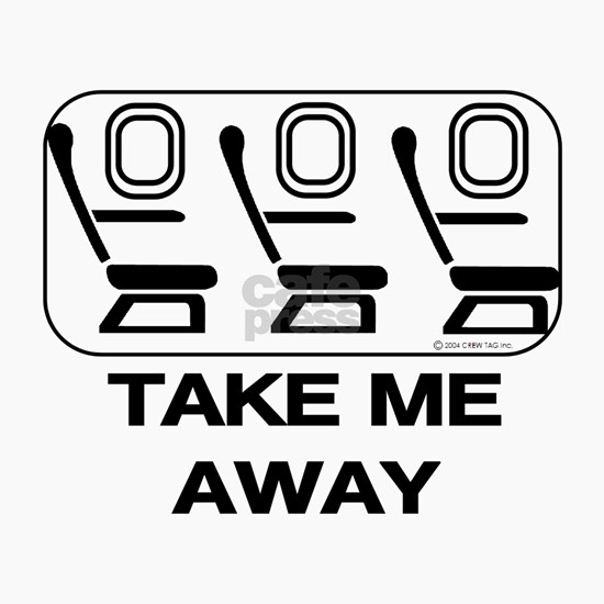 *NEW DESIGN* Take Me Away