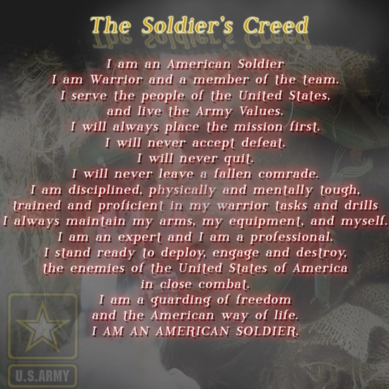 2-Soldiers Creed
