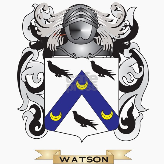 Watson (Scottish) Family Crest (Coat of Arms)