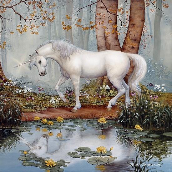 Unicorn Forest Pool_Tile