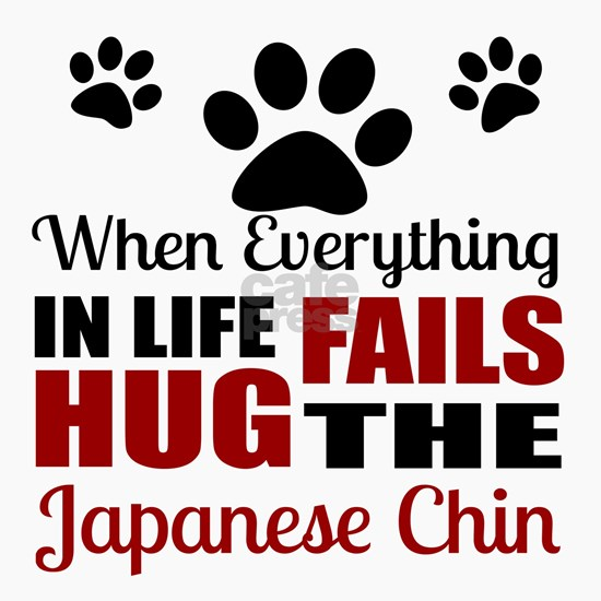 Hug The Japanese Chin