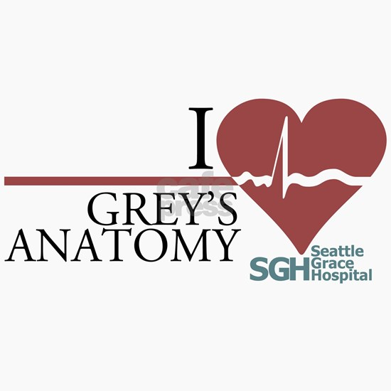 I Heart Grey's Anatomy
