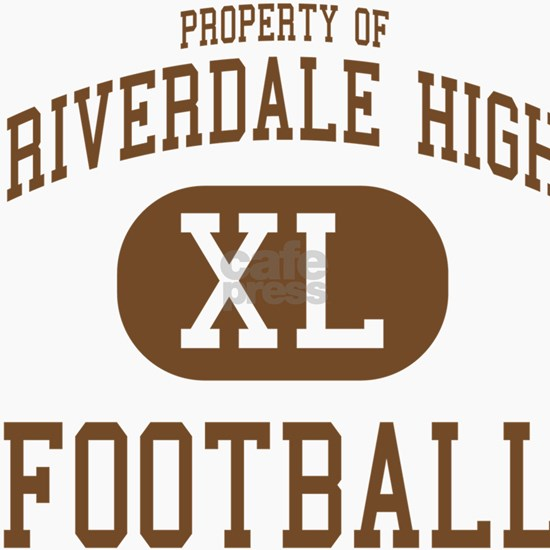 Property of Riverdale Football