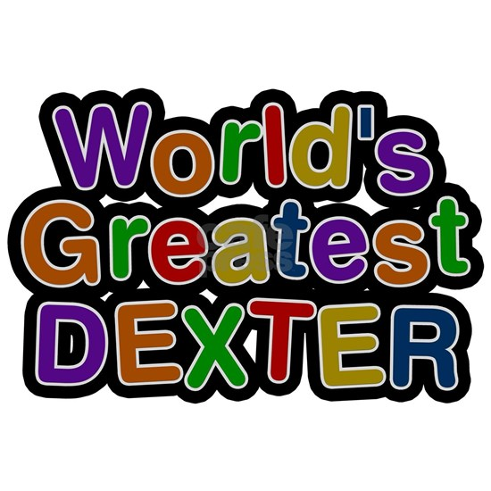 Worlds Greatest Dexter