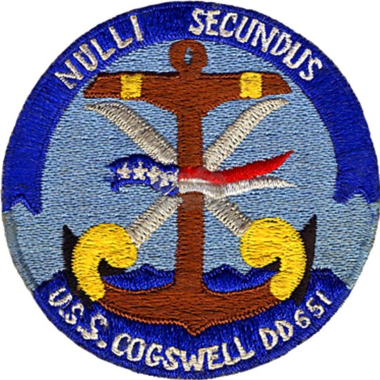cogswell patch
