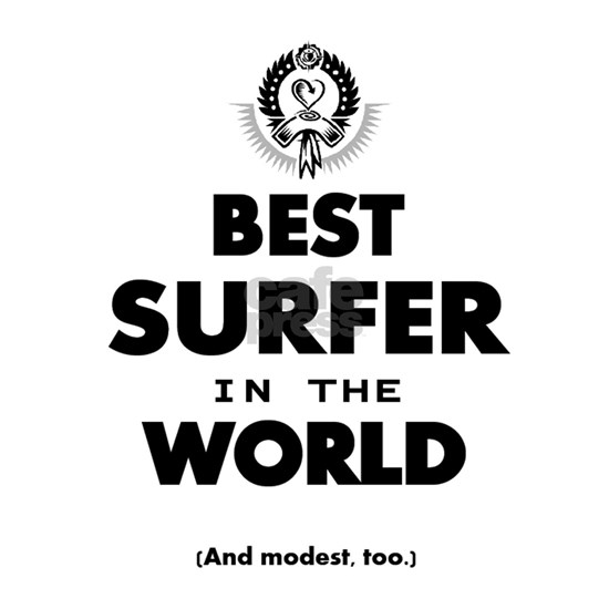 The Best in the World – Surfer