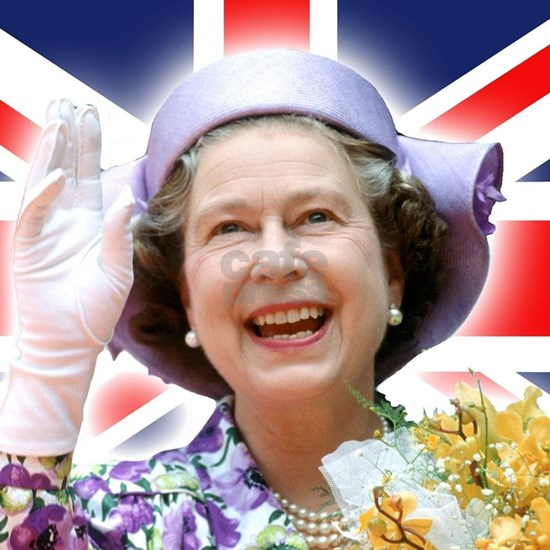 The Queen - HM Queen Elizabeth II