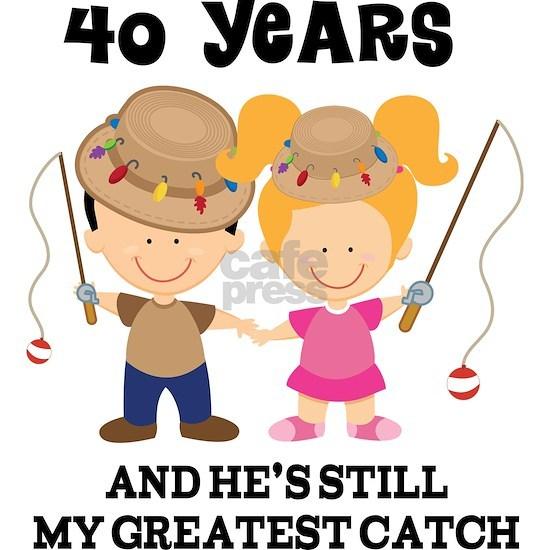 40 Years Greatest Catch Anniversary
