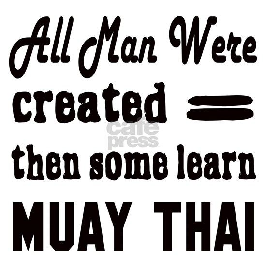 Some Learn Muay Thai