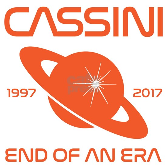 Cassini End of an Era 2017