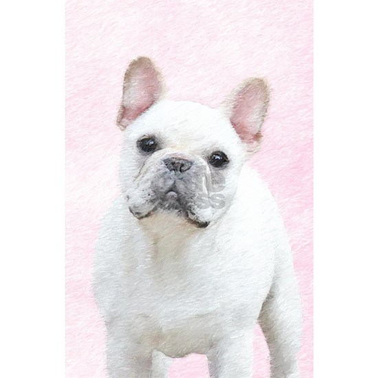 French Bulldog (Cream/White)