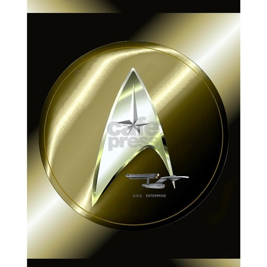 Bronze Star Trek