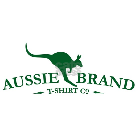 aussie_roo_green_white-T