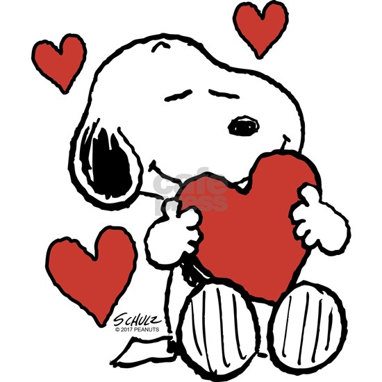 Snoopy Valentine's Day