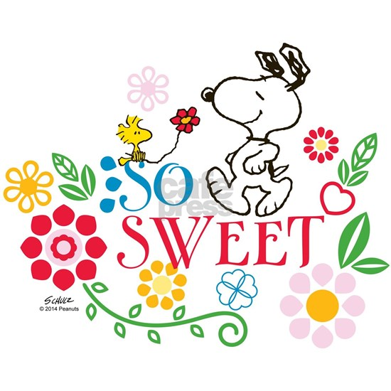 So Sweet - Snoopy