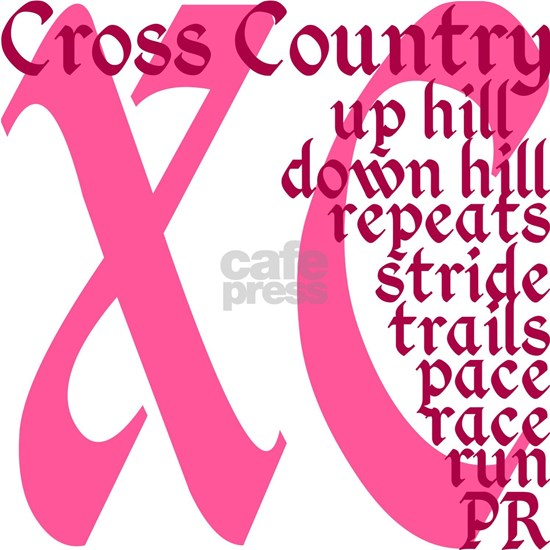 Cross Country XC pink