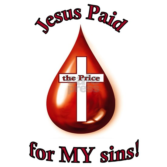 Jesus Paid the Price for My Sins
