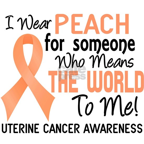 - Uterine Cancer Means World To Me 2