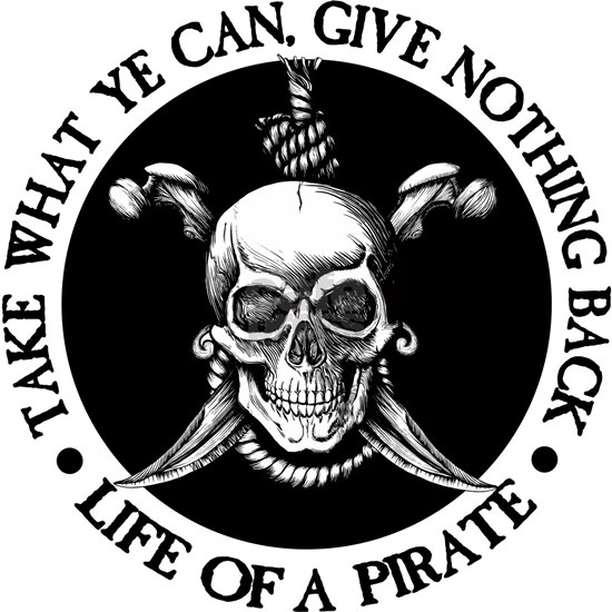 (Pirate) Take What Ye Can