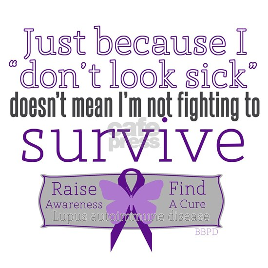 Fight to Survive Lupus