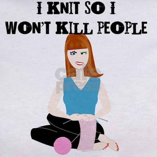 Crazy Knitter humor