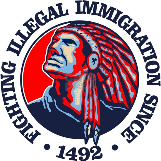 Native American (Illegal Immigration)
