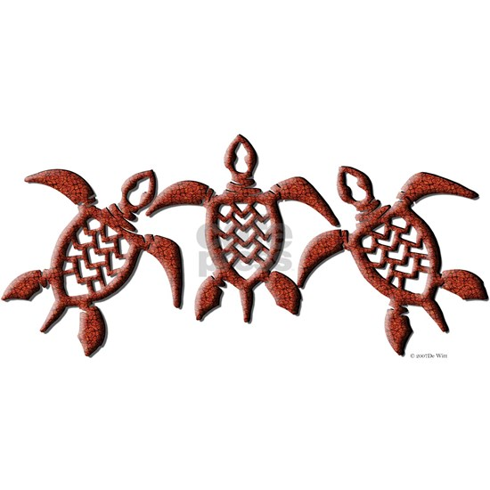 Trible turtles