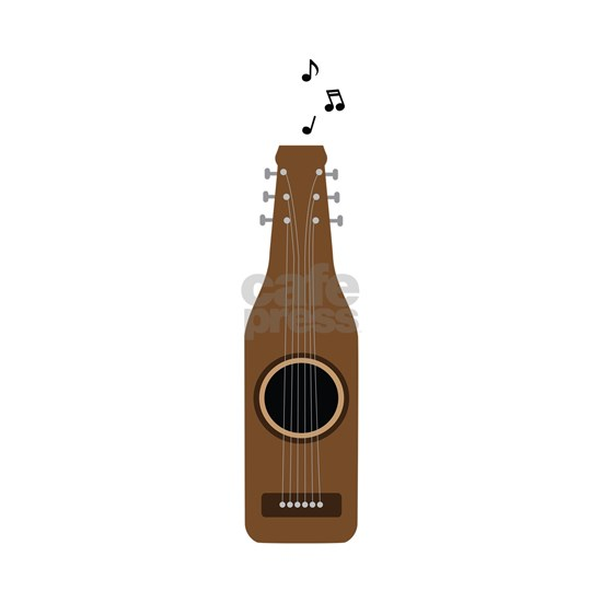 Beer Bottle Guitar