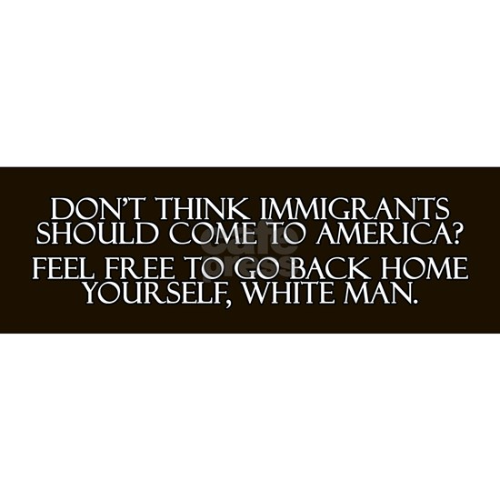 White Immigrants BRN BMPR